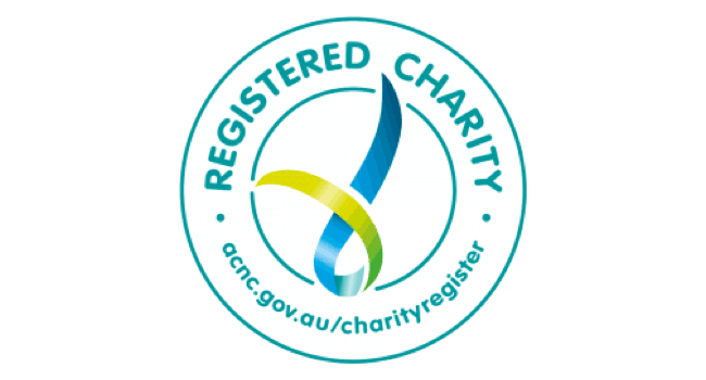 logo register charity