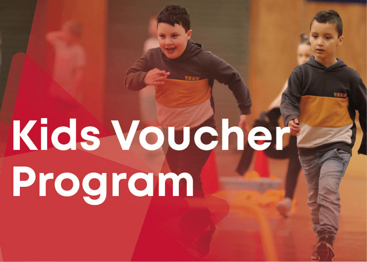 YES! GET ACTIVE KIDS VOUCHERS!
